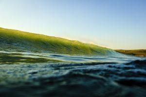 Autumn swell - Croyde