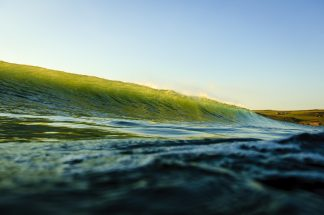 Autumn swell - Croyde