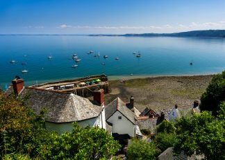Clovelly perfection